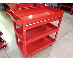 Metal Tool Trolley Manufacturer in India