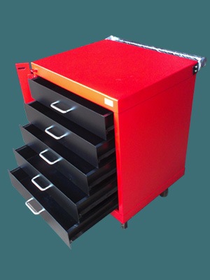 Tool Trolley Manufacturer, Tool Trolley in India